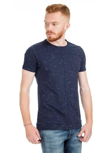 Five Pocket Tişört Lacivert
